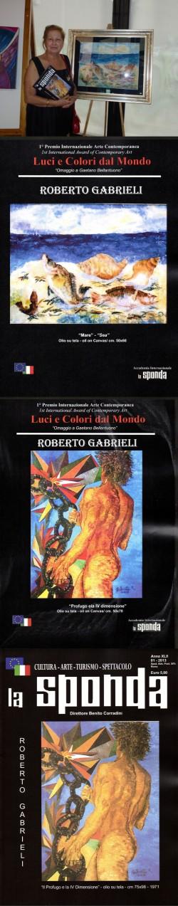 Luci e colori dal mondo - premio internazionale arte contemporanea