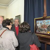 10 - Mostra Personale di Roberto Gabrieli - Inaugurazione - Monterotondo 2013