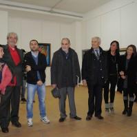 3 - Mostra Personale di Roberto Gabrieli - Inaugurazione - Monterotondo 2013