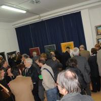 4 - Mostra Personale di Roberto Gabrieli - Inaugurazione - Monterotondo 2013