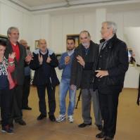 6 - Mostra Personale di Roberto Gabrieli - Inaugurazione - Monterotondo 2013