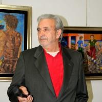 7 - Mostra Personale di Roberto Gabrieli - Inaugurazione - Monterotondo 2013